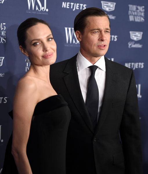 Angelina Jolie & Brad Pitt's Custody Settlement Hinges On These…