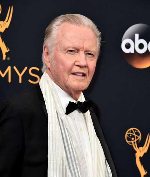 Angelina Jolie's Dad Jon Voight Reacts to Divorce News