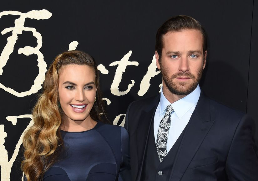 Armie Hammer & Elizabeth Chambers Welcome Baby Boy