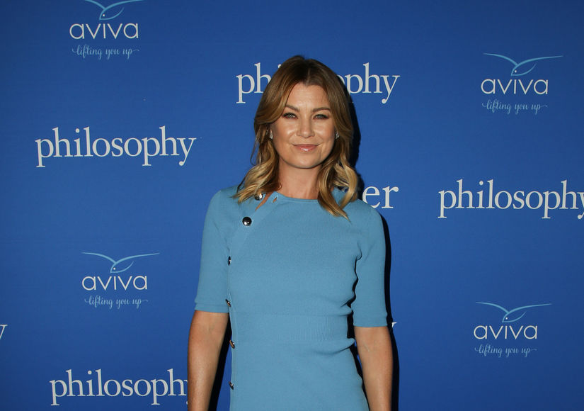 Ellen Pompeo Combats Hollywood Stereotypes with Cool Ager Campaign