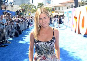 Jennifer Aniston Talks the Birds & the Bees at 'Storks' Premiere