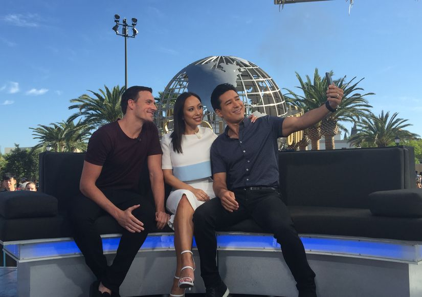 Ryan Lochte on 'DWTS,' GF Kaya Rae Reid, and Kids
