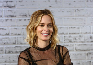Emily Blunt on Baby Daughter Violet and Those Pop Star Rumors