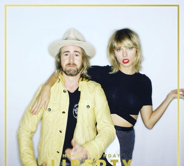 Taylor Swift Debuts New Haircut at Liberty Ross' Birthday Bash
