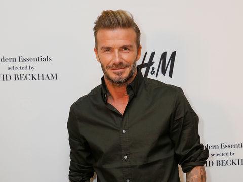 David Beckham Is Unrecognizable in New Movie Role | ExtraTV.com  David Beckham