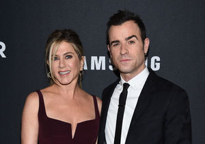 Justin Theroux Reveals Jennifer Aniston's Reaction to New 'Leftovers' Poster