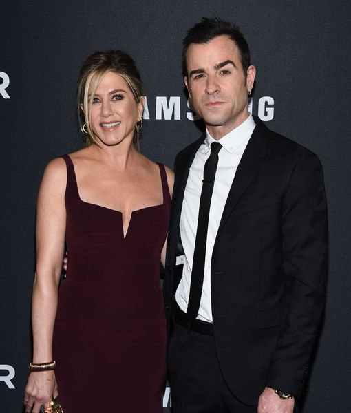 Jennifer Aniston's Husband Justin Theroux Doesn't Hold Back on Brangelina Divorce