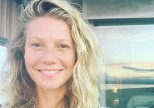 Gwyneth Paltrow Goes Makeup-Free on 44th Birthday