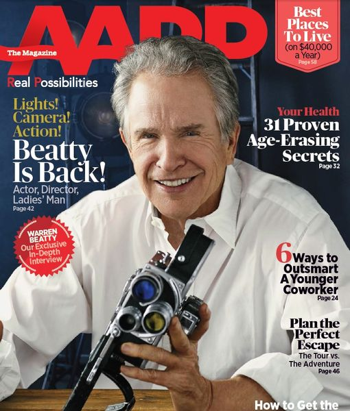 Warren Beatty Addresses Shocking Sex Claim