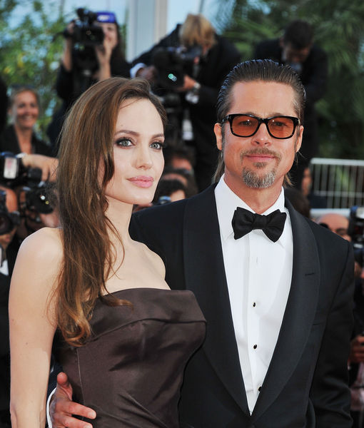 Rumor Bust! Angelina Jolie & Brad Pitt's Therapist Is Not Threatening to Quit
