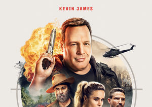 Kevin James Is Mistaken for International Assassin in Netflix Movie…