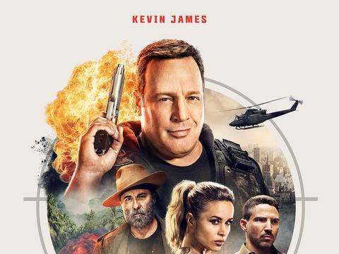 Kevin James Is Mistaken for International Assassin in Netflix Movie — Watch Trailer! | ExtraTV.com