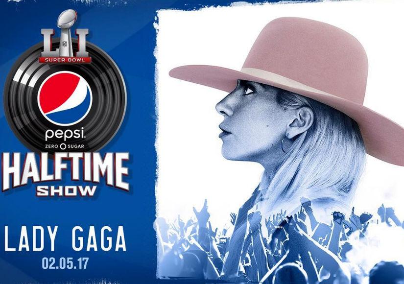 Lady Gaga to Perform at 2017 Super Bowl!