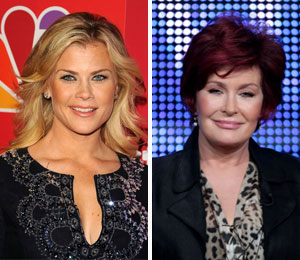 alison sweeney and sharon osbourne