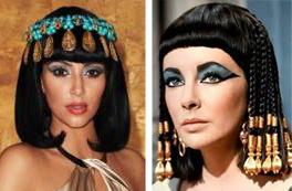 kim kardashian cleopatra
