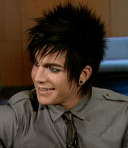 Adam Lambert 'excited' and 'nervous' for Oprah appearance