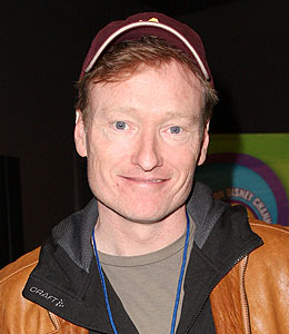 What should Conan O'Brien do?