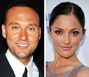 Derek Jeter and Minka Kelly set a wedding date