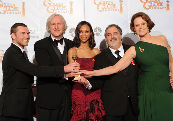 'Avatar' Wins Big at Golden Globes