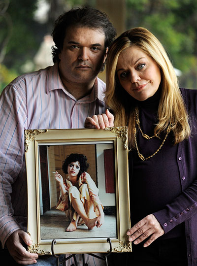 Brittany Murphy's husband and mother on her death