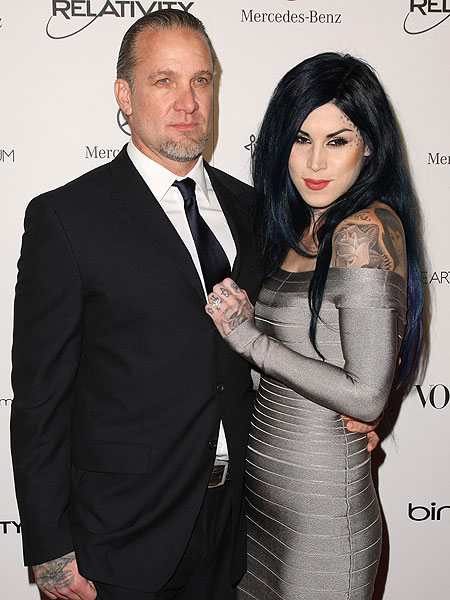 jesse-james and kat von d