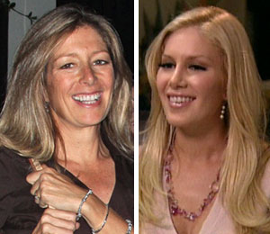 Heidi Montag's mom shocked by surgeries
