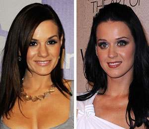 Kara DioGuardi and Katy Perry get catty on 'Idol'