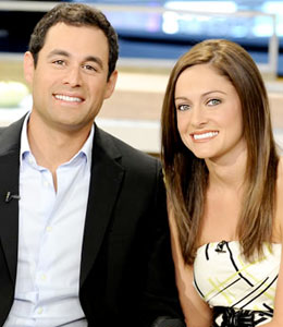 'The Bachelor's' Jason and Molly to wed on TV