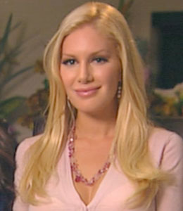 Heidi Montag wants plastic surgery for mom