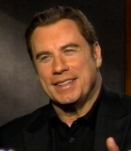 John Travolta says he doesn't have time for space.