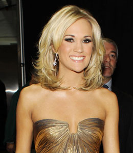 Carrie Underwood ready for film debut