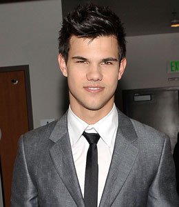 Taylor Lautner to play 'Stretch Armstrong' on the big screen