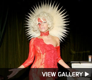Lady Gaga's wildest outfits