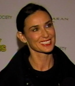 Demi Moore is a 'panther'