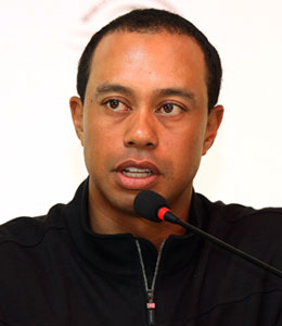 Tiger Woods will 'apologize for his behavior' at a press conference.