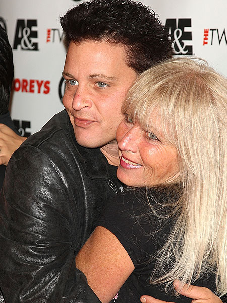 Corey Haim and his mother Judy