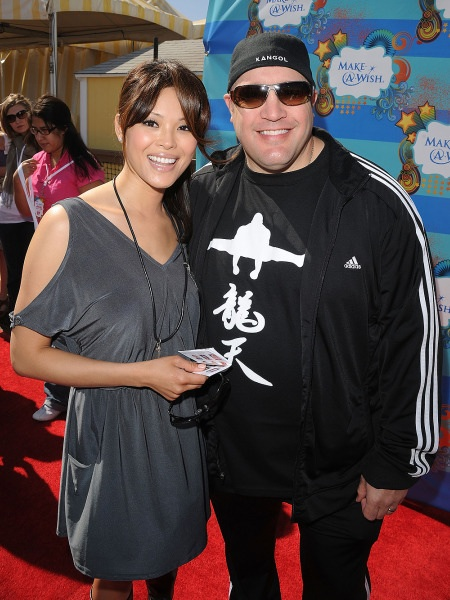 kevin and steffiana james