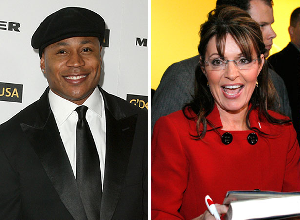 ll cool j and sarah palin