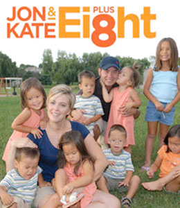 Ratings are steadily declining for 'Jon and Kate Plus 8.'