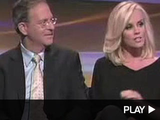 Jenny McCarthy discusses autism.