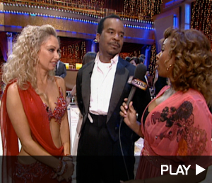 David Alan Grier talks about leaving Dancing With the Stars
