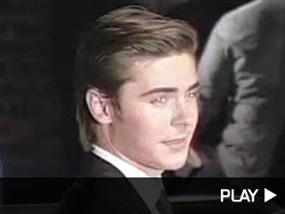 17 Again star Zac Efron loves the cougars