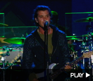 Gavin Rossdale performs at the Grammy Celebration tour