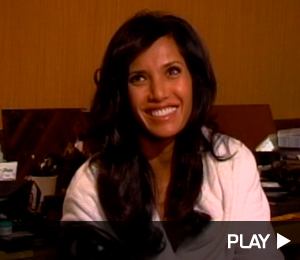 Padma Lakshmi talks about her Allure nude photoshoot.