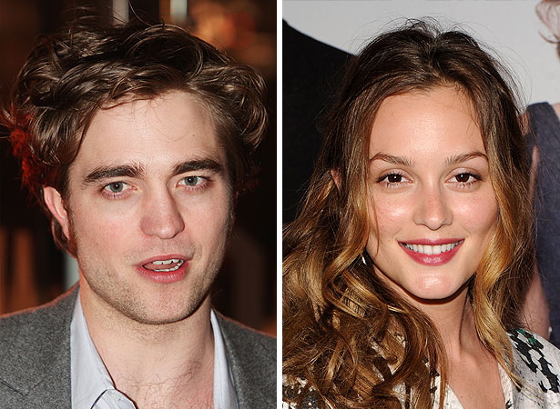 robert pattinson and leighton meester