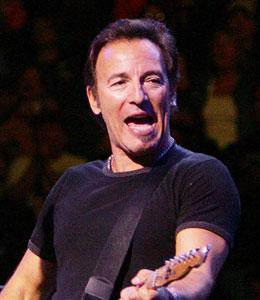 Bruce Springsteen alleged mistress' divorce