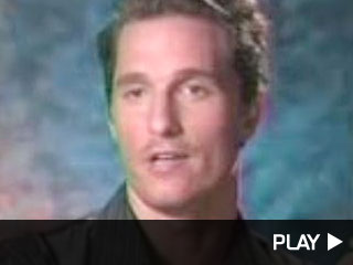 Matthew McConaughey in Ghosts of Girlfriends Past