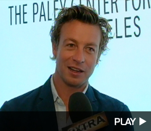 Simon Baker talks about 'The Mentalist' season finale