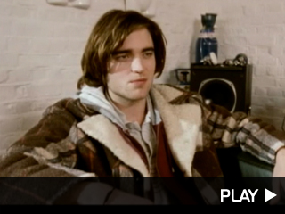 Robert Pattinson in his new film 'How To Be'