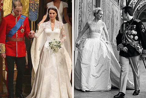 Alexander McQueen Wedding Gown Dress